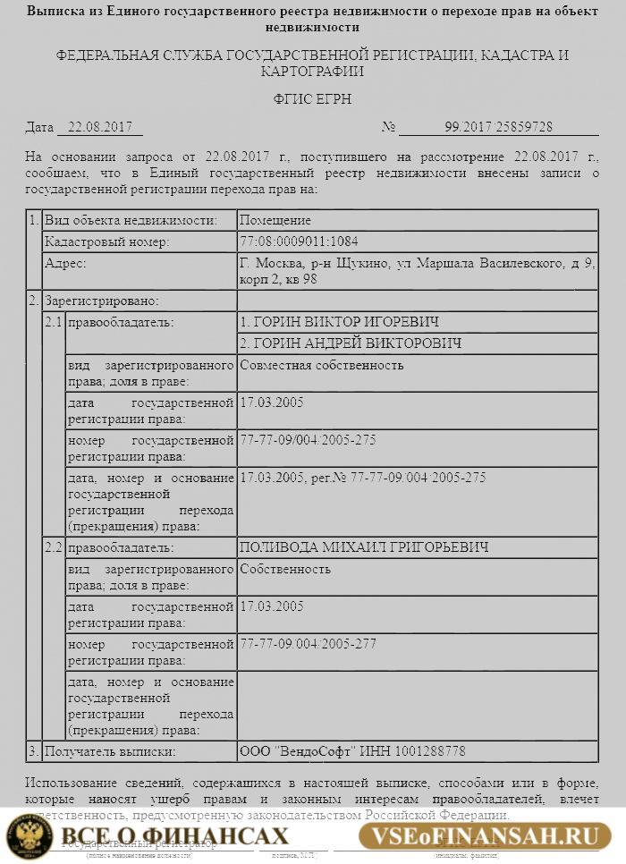 реестр недвижимости рф