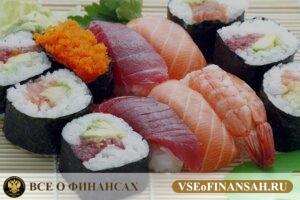 Бизнес-план компании по доставке суши и роллов